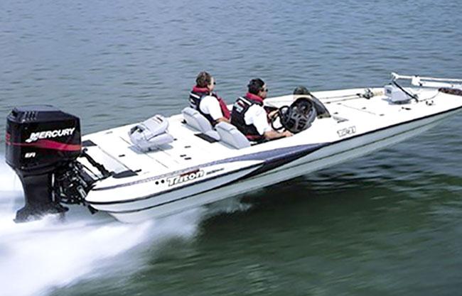 2003 Triton TX 21